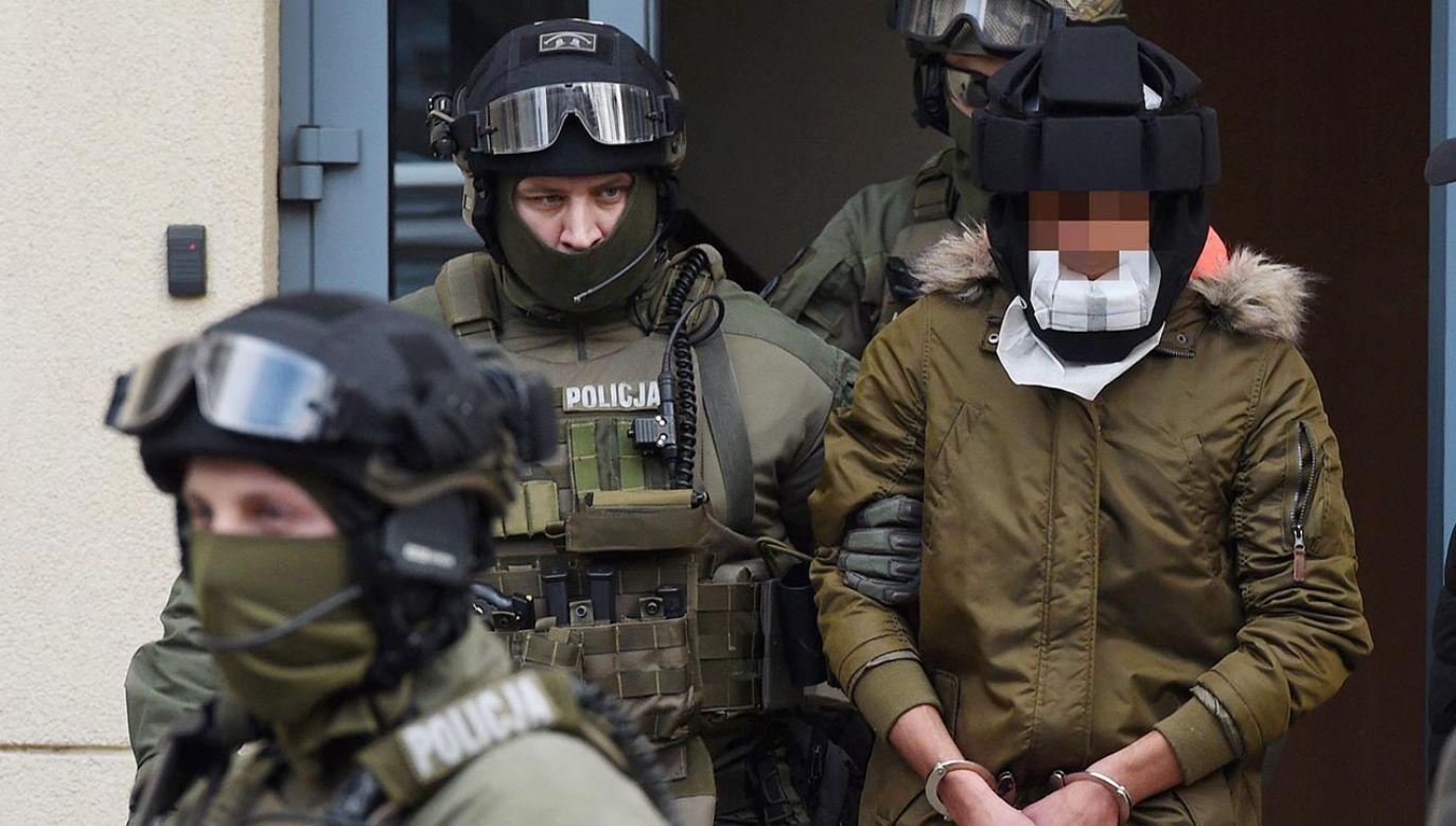 Kajetan P. przyznał się do popełnienia zbrodni (fot. PAP/Radek Pietruszka)
