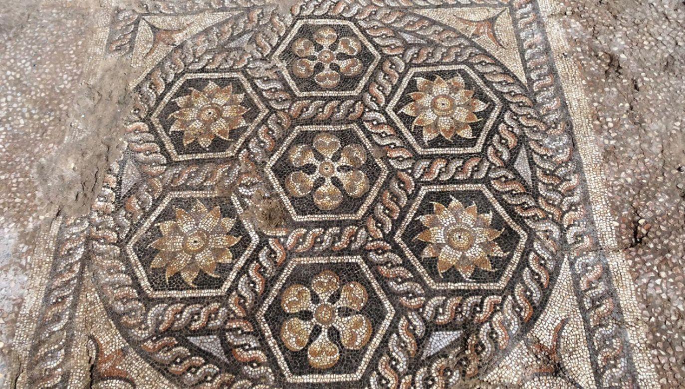 Stanowisko archeologiczne, określane jako Kom el-Dikka, badane jest od 1960 r. przez ekipę badaczy z UW (fot. Egypt's Ministry of Antiquities)