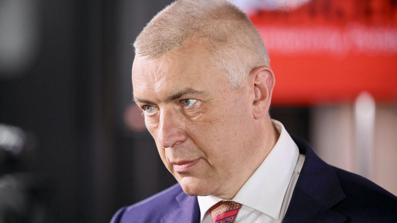 Roman Giertych ma mieć poparcie Tuska (fot. arch.PAP/Leszek Szymański)