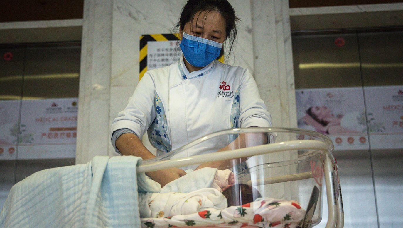 Dzieci i matka są zdrowe (fot. Getty Images)