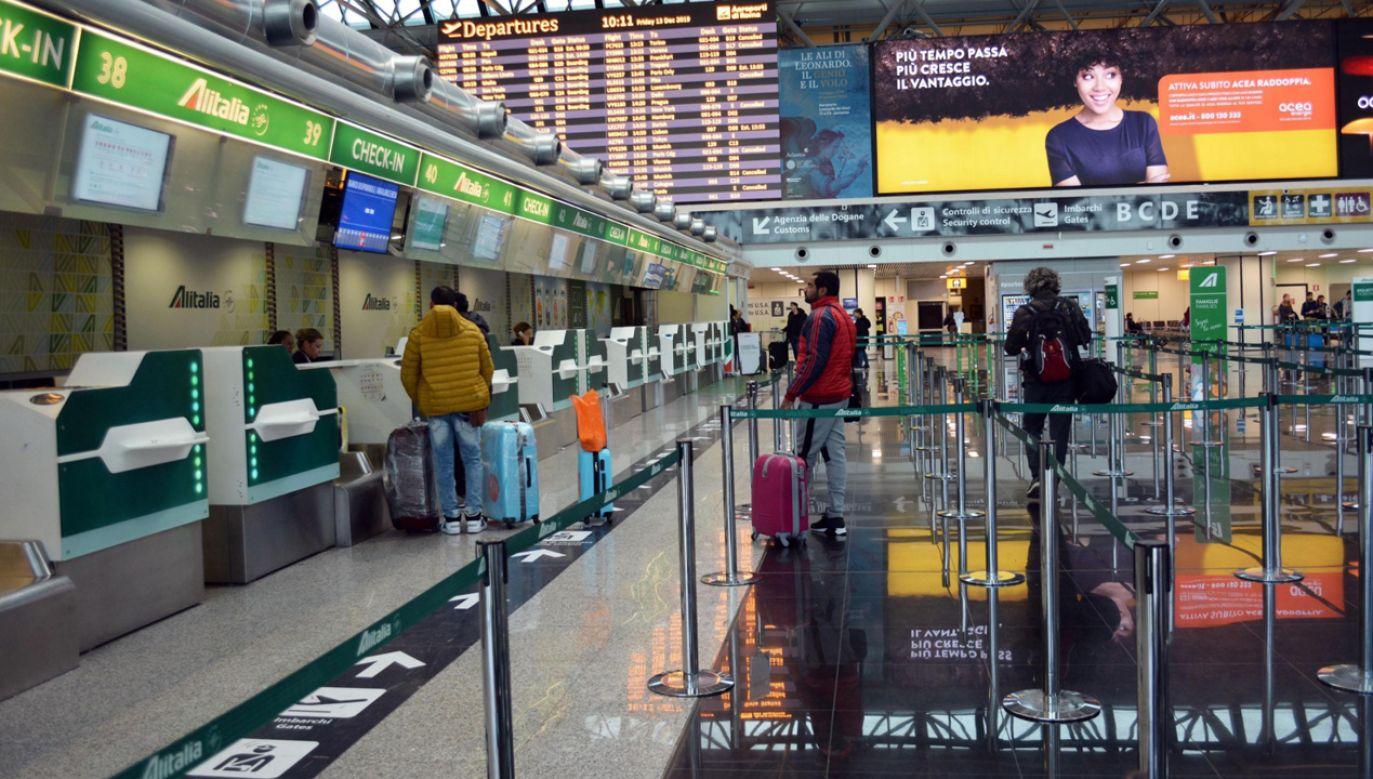 Dotychczasowe próby znalezienia inwestora gotowego ratować linie lotnicze nie powiodły się (fot. PAP/EPA/TELENEWS)