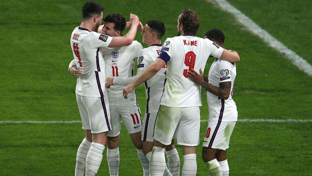 Jedno złote pokolenie Anglicy już zmarnowali. Teraz nie chcąpopełnić tego błędu (fot. Eddie Keogh - The FA/The FA via Getty Images)
