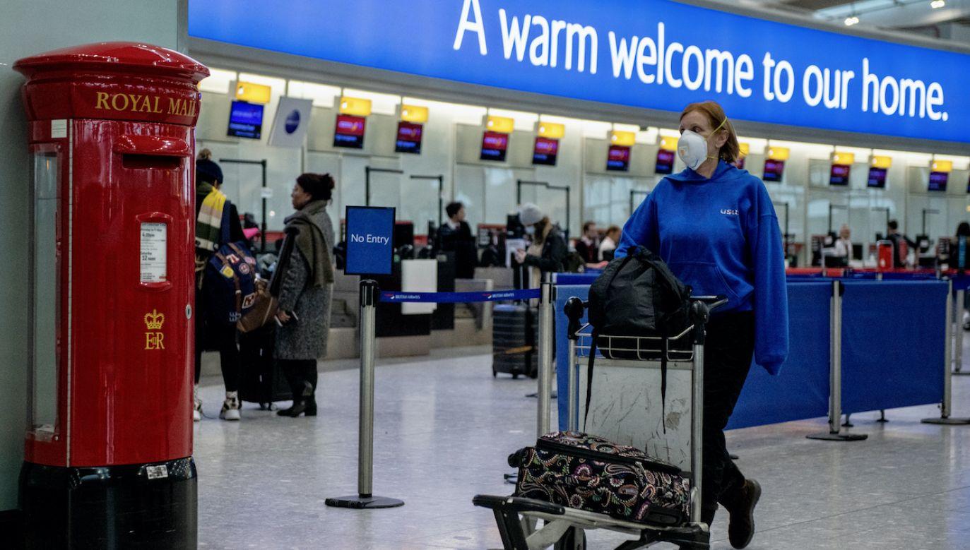 od 4 października złagodzone zasady przyjazdu do Anglii (fot. Chris J Ratcliffe/Getty Images)