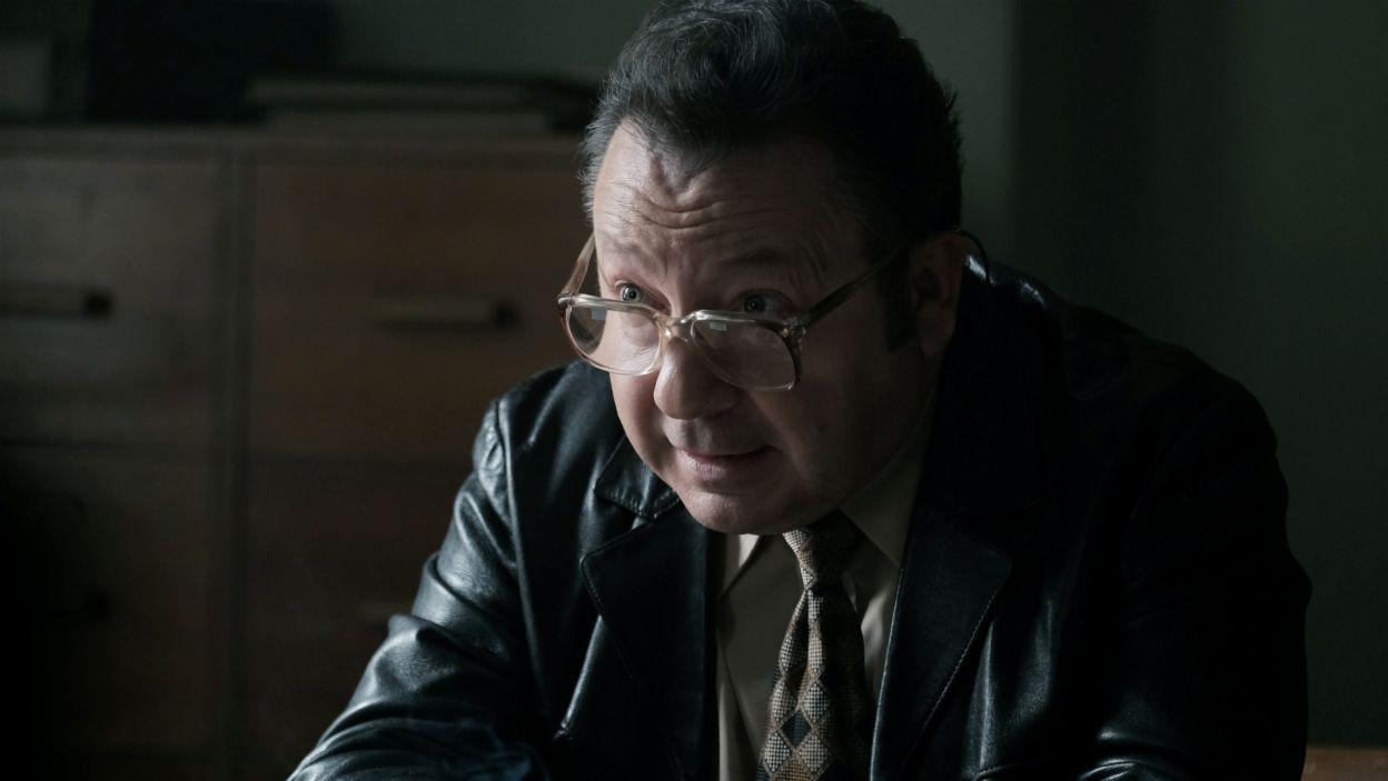 W roli majora Grosickiego występuje Zbigniew Zamachowski (fot. materiały promocyjne)