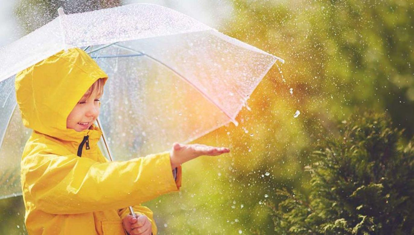 Przed nami ciepły, ale deszczowy koniec maja (fot. Shutterstock/Olesia Bilkei)