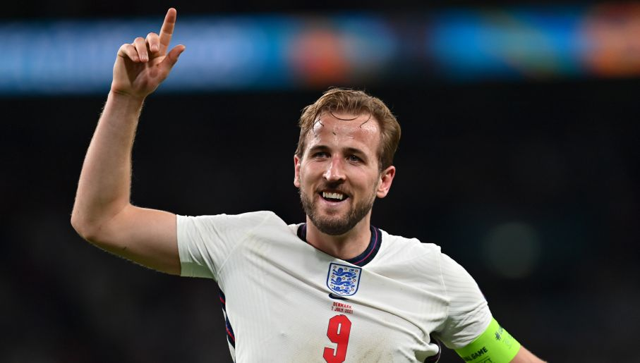 Harry Kane (fot. Getty Images)