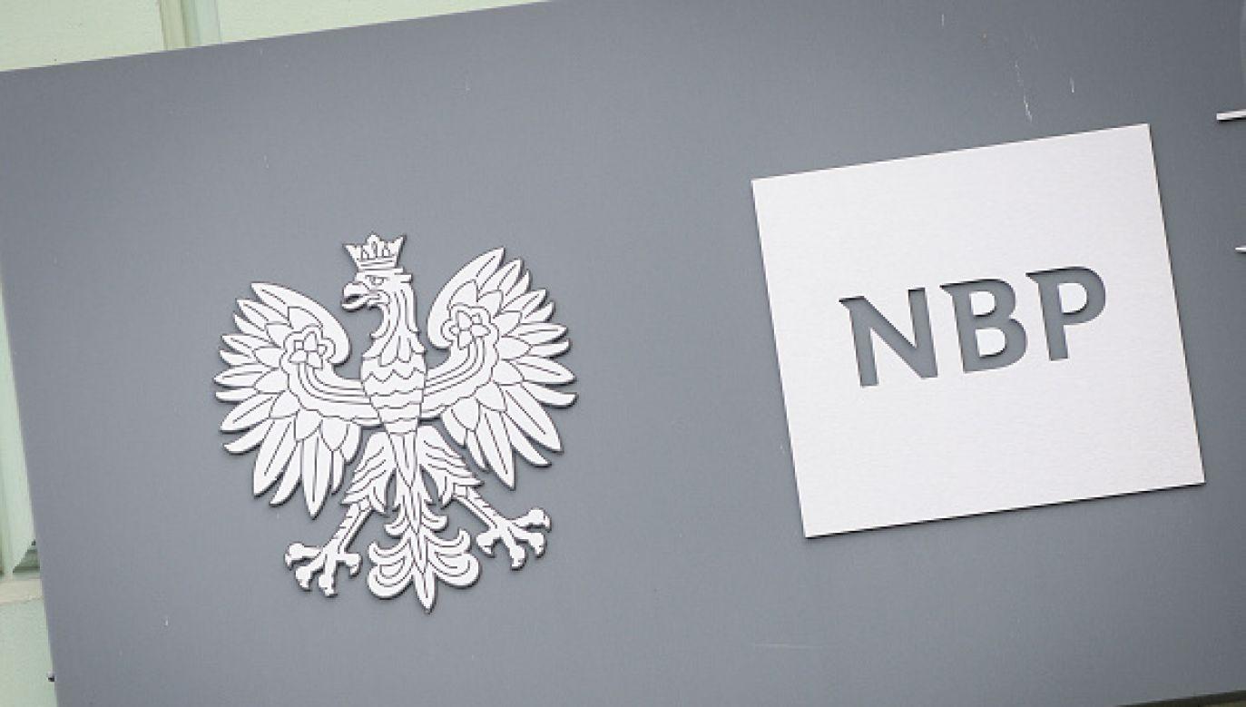 Wskazano również, że NBP działa w sposób w pełni niezależny (fot. Getty Images)