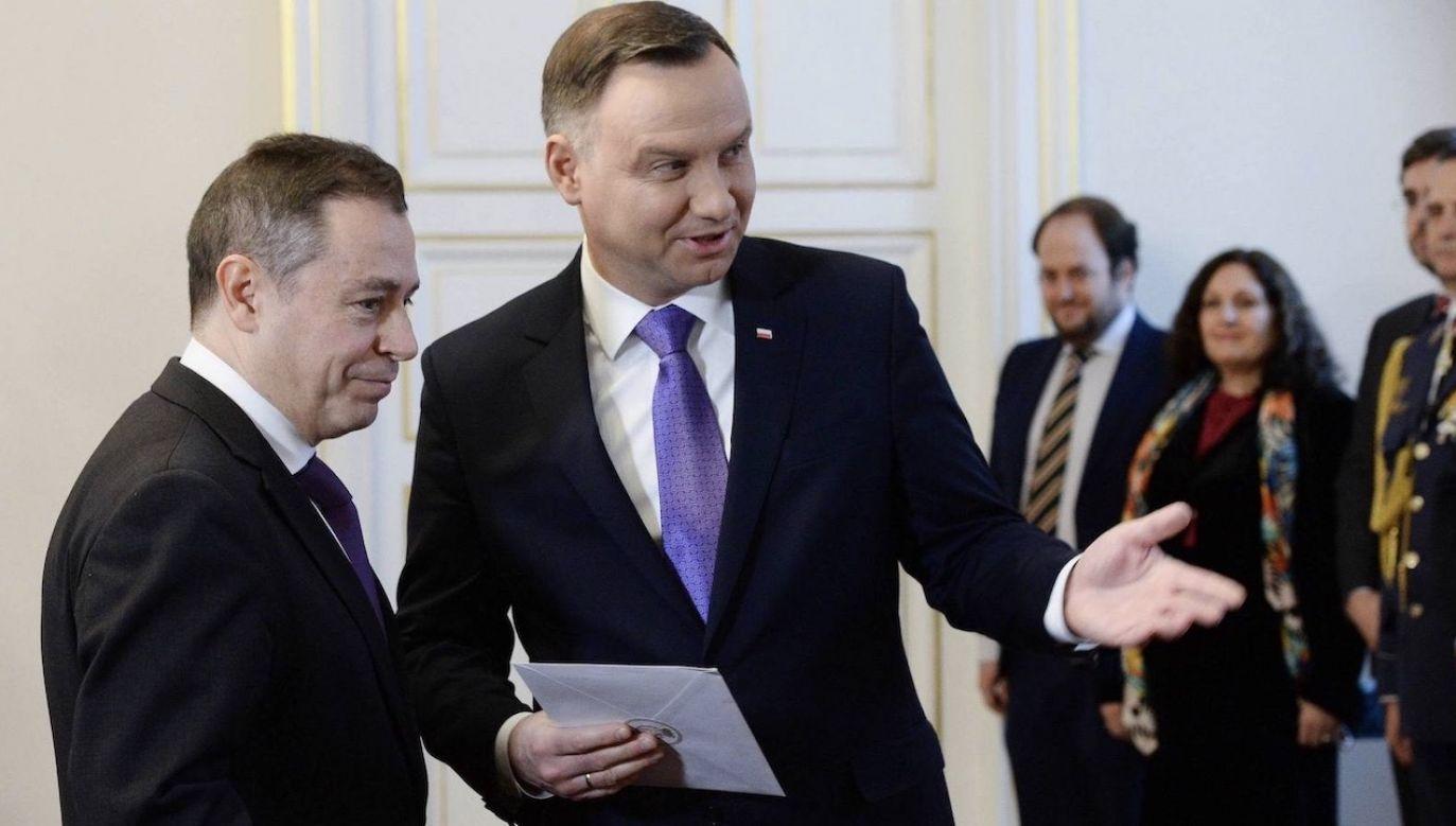 """Ambasador Hiszpanii broni Polskę przed """"nikczemnym komentarzem"""" hiszpańskiej ekonomistki (fot. arch.PAP/Jacek Turczyk)"""