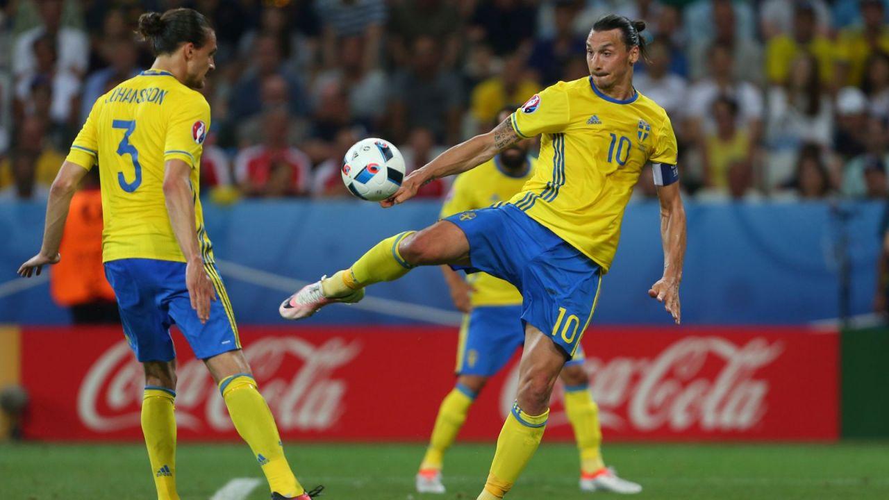 Zlatan Ibrahimović wróci do reprezentacji Szwecji (sport.tvp.pl)