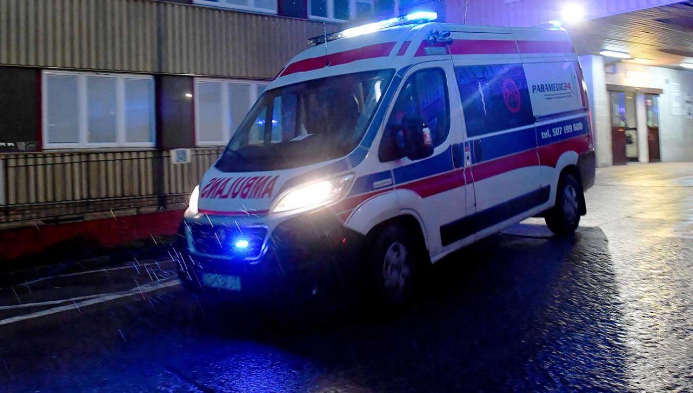 Kierownik gdańskiej Dyspozytorni Medycznej twierdzi, że wina leży po obu stronach (fot. arch. PAP/Marcin Bielecki)