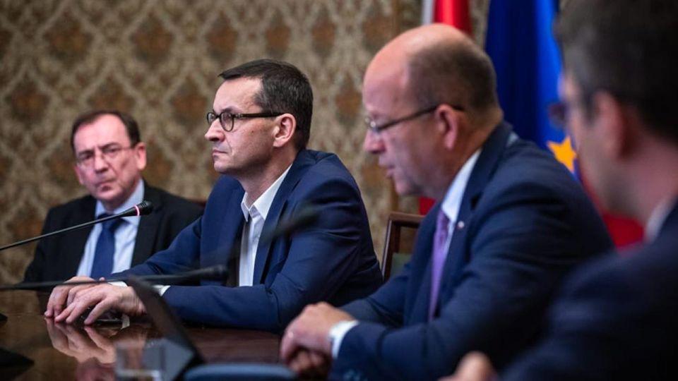Michał Dworczyk: rząd musi zainterweniować, kiedy Warszawa ma problemy wieszwiecej - tvp.info