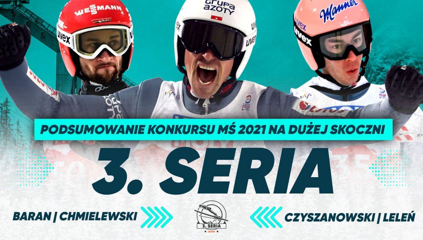 Kto największym wygranym, a kto przegranym konkursów indywidualnych w Oberstdorfie? (Fot. TVPSPORT.PL)