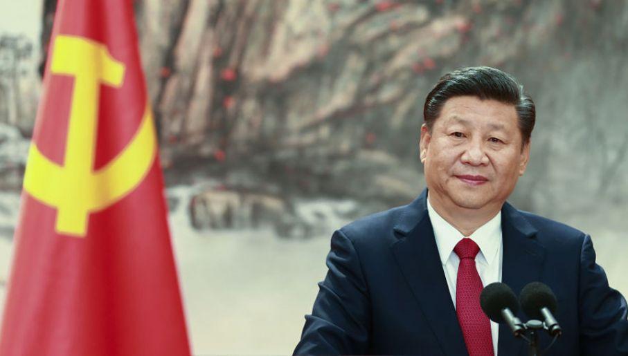 Xi Jinping umocnił swoją władzę podczas ostatniego szczytu KPCh (fot. Lintao Zhang/Getty Images)