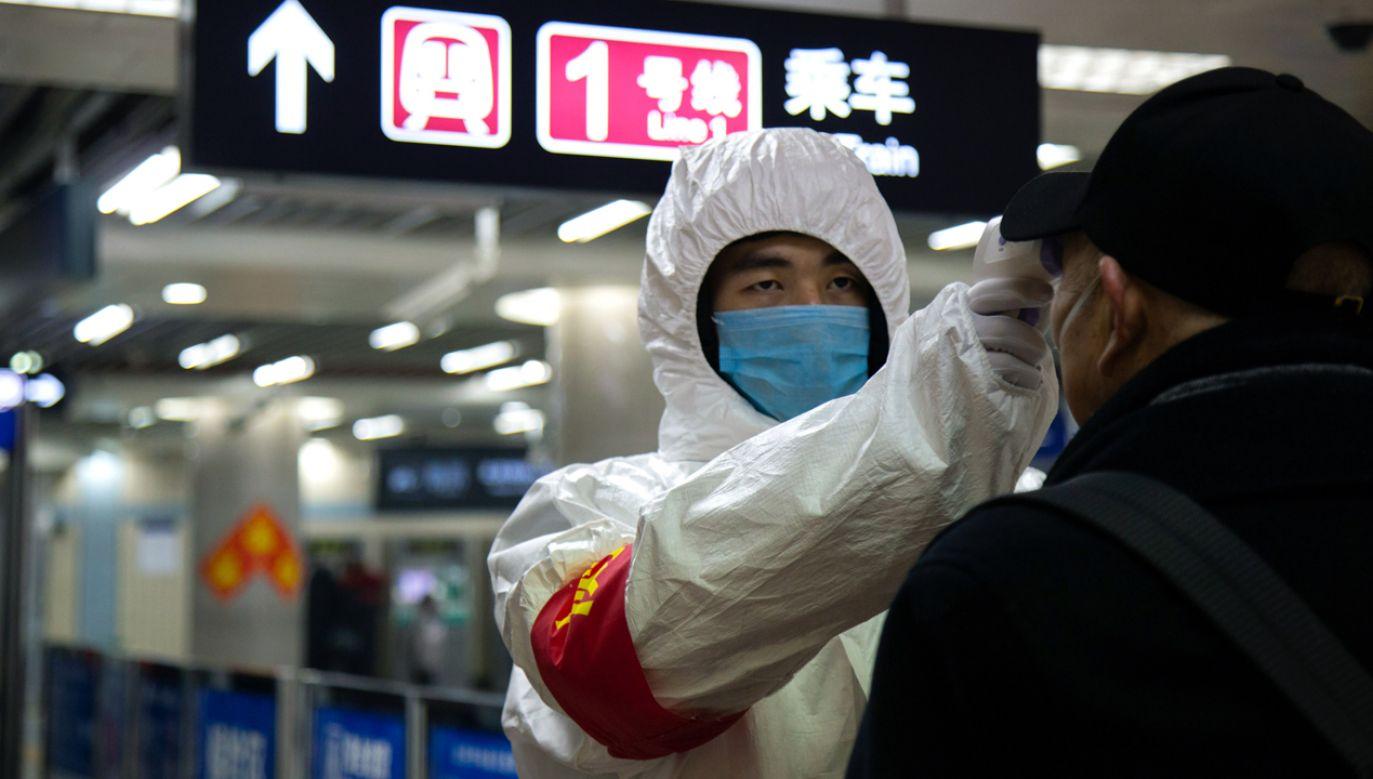 Groźny wirus zabił do tej pory 56 osób (fot. Betsy Joles/Getty Images)