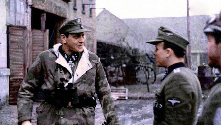 Otto Skorzenny był jednym z najsłynniejszych komandosów II wojny światowej (fot. Bundesarchiv)
