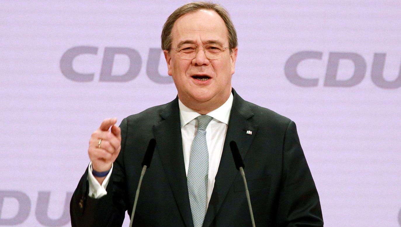 Zwycięzca ma duże szanse na zostanie kolejnym kanclerzem Niemiec (fot. PAP/EPA/CHRISTIAN MARQUARDT / POOL)