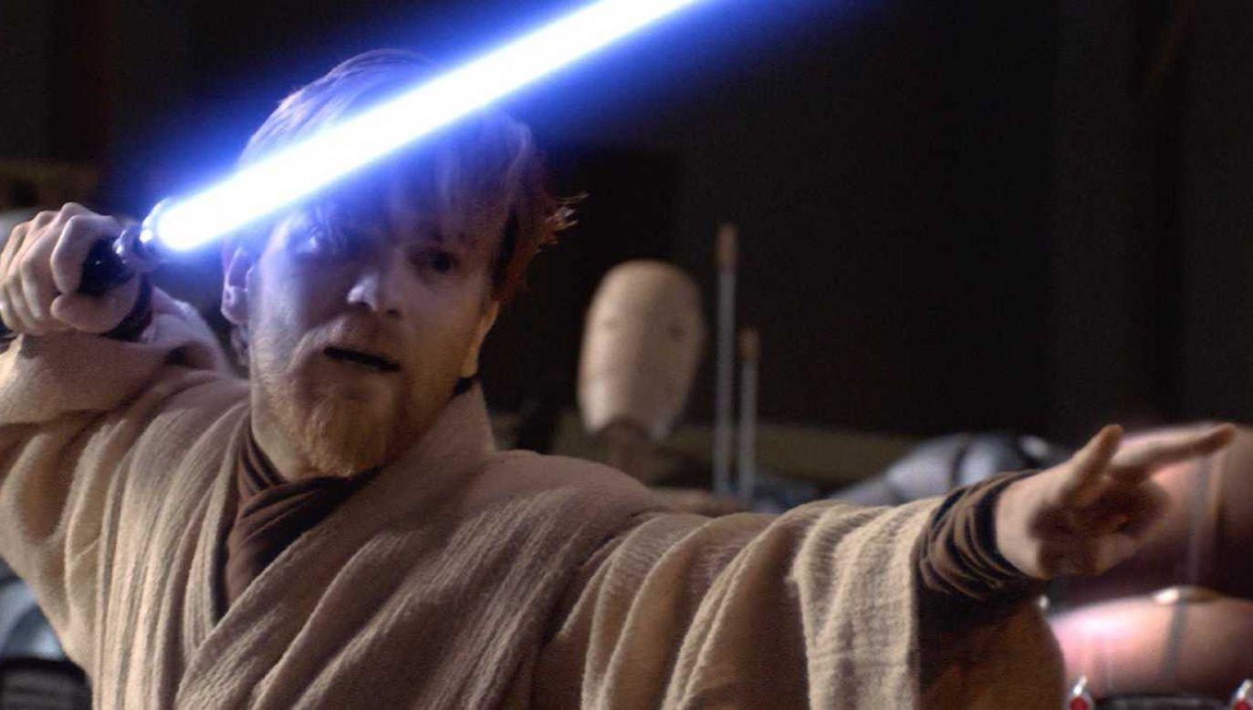 Ewan McGregor już wcielał się w rolę Obi-Wana Kenobiego (fot. Disney/mat.pras.)
