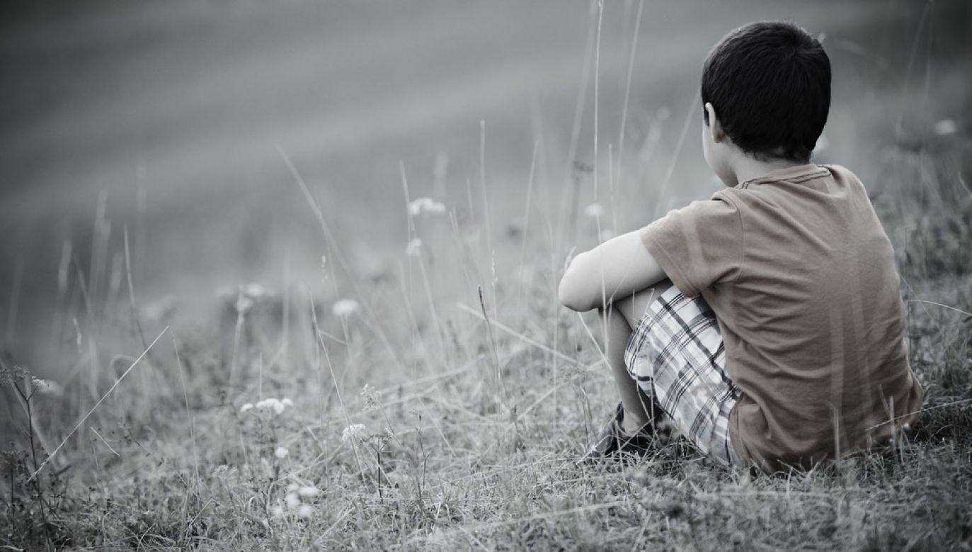 Z relacji chłopca wynika, że jego ojczym znęcał się nad nim od wielu miesięcy (fot. Shutterstock/ESB Professional)