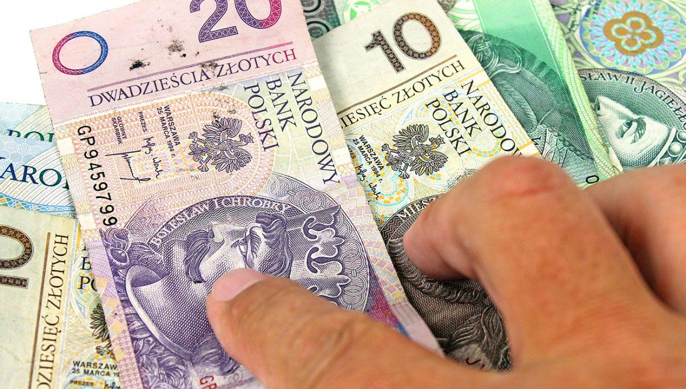 Przeciętne miesięczne wynagrodzenie brutto było w czerwcu o 5,3 procent wyższe niż rok wcześniej (fot. Shutterstock/Zbigniew Guzowski)