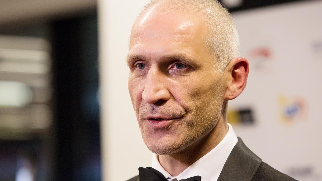 Maciej Szczęsny (fot. Forum/ Mateusz Wlodarczyk)