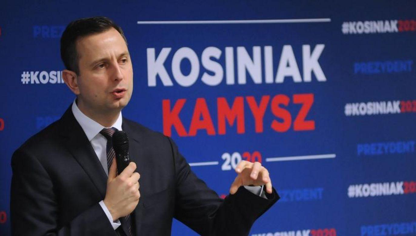 Władysław Kosiniak-Kamysz (fot. Piotr Kowala/PAP)