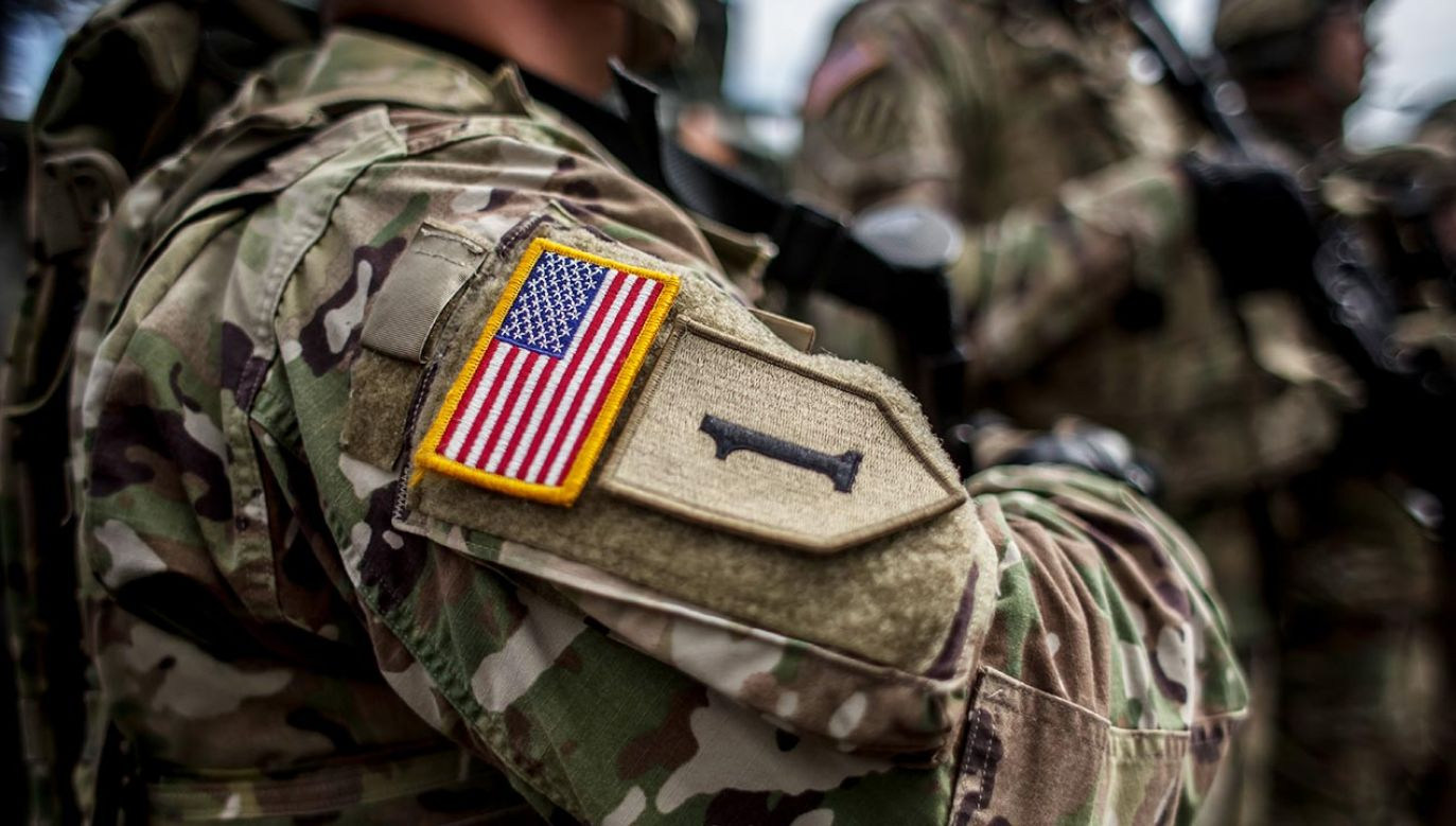 Pentagon na razie nie skomentował tej informacji (fot. Matej Divizna/Getty Images)