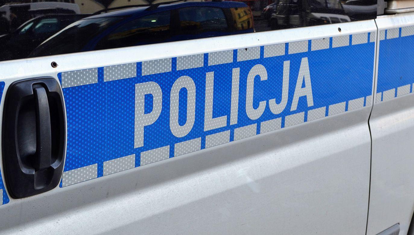 Okoliczności wypadku bada policja (fot. Shutterstock/Piotr Opoka)