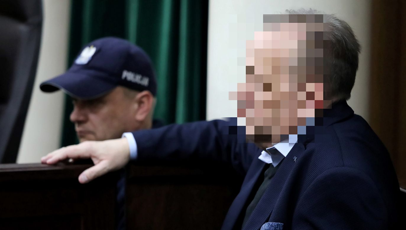 Marek M. usłyszał kolejne zarzuty (fot. arch.PAP/Tomasz Gzell)