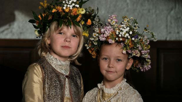 Dziedzice i bękarci – dzieci w średniowieczu