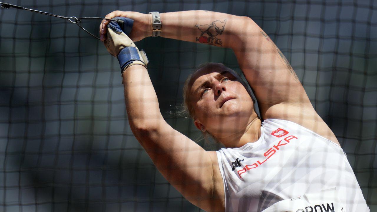 Joanna Fiodorow osiągnęła życiowy sukces w 2019 w Dosze, kiedy wywalczyła wicemistrzostwo świata. (fot. PAP/EPA/FRANCK ROBICHON)