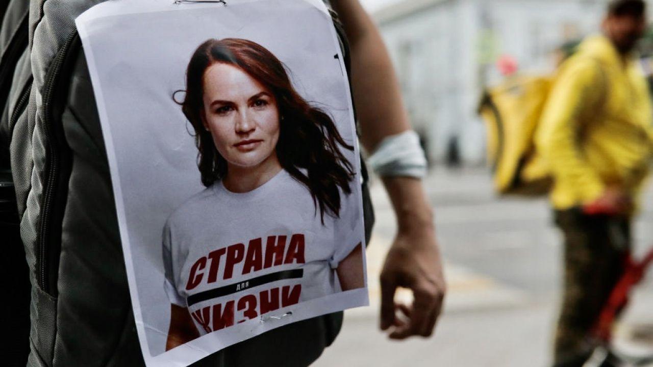 Odkąd trwają manifestacje, zatrzymano, w tym w wielu przypadkach brutalnie, ok. 7 tys. osób (fot. Mikhail Tereshchenko\TASS via Getty Images)