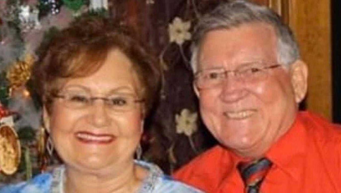 Jerry i Frances Williamsonowie zmarli w odstępie sześciu minut (fot. TT/(Riemann Family Funeral Home)