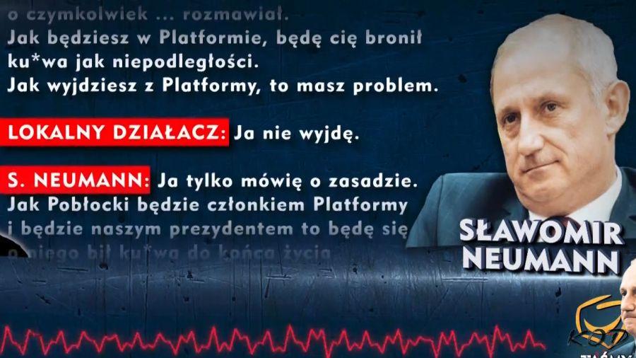 Radny Niszczył Plakaty Wyborcze Gdy Zaczął Być Nagrywany