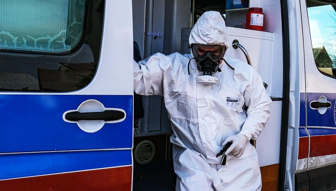 Prof. Krüger apeluje o udział w powszechnych szczepieniach (fot. Omar Marques/Getty Images)