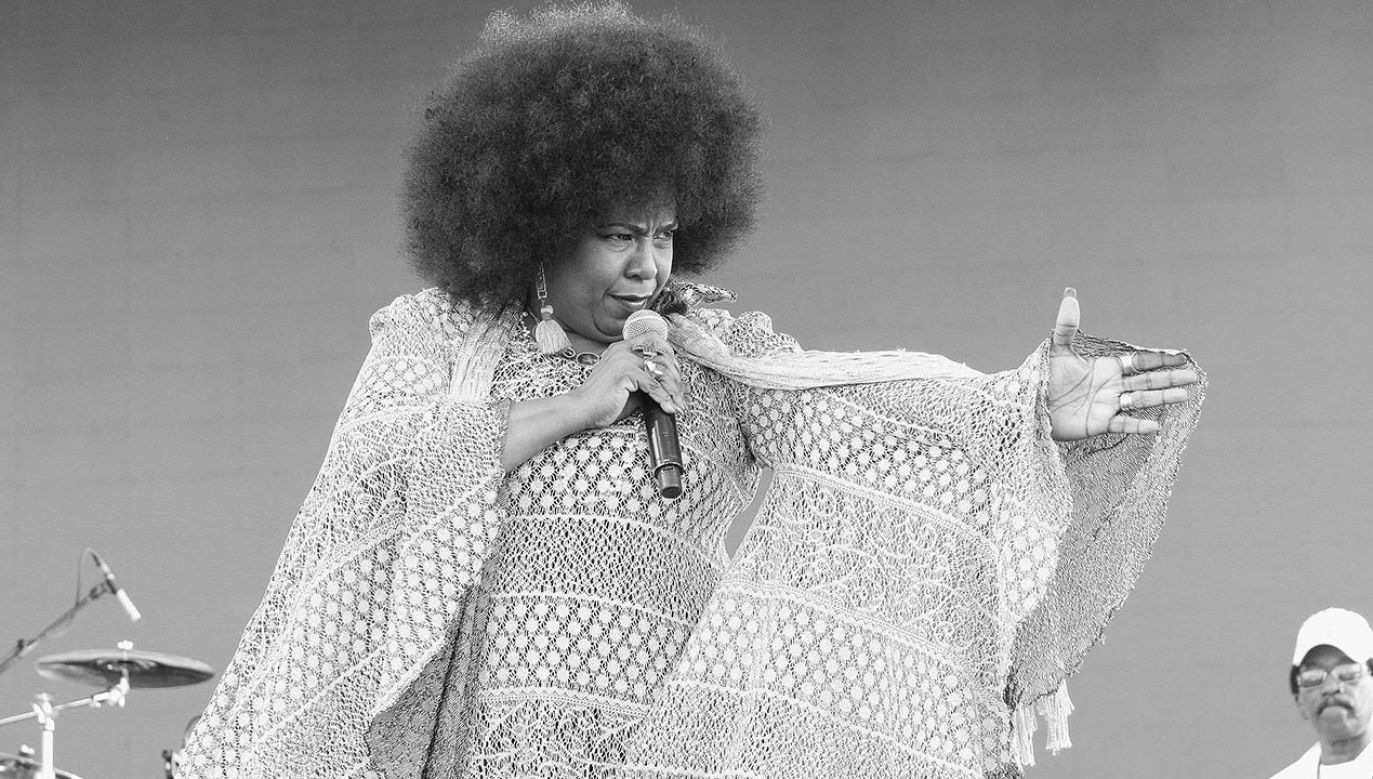 Betty Wright swój pierwszy album wydała w wieku 14 lat (fot. Mychal Watts/Getty Images for Jazz in The Gardens Music Festival)