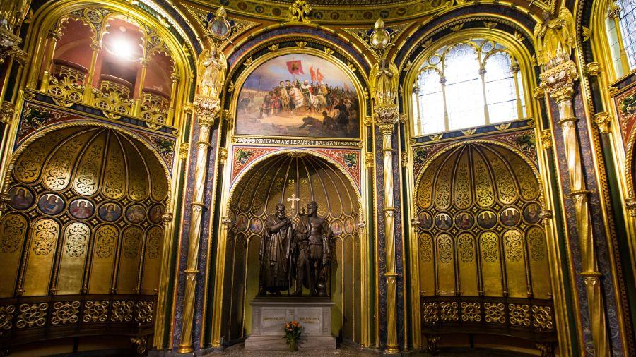 11 listopada zostanie udostępniona Złota Kaplica wpoznańskiej ...