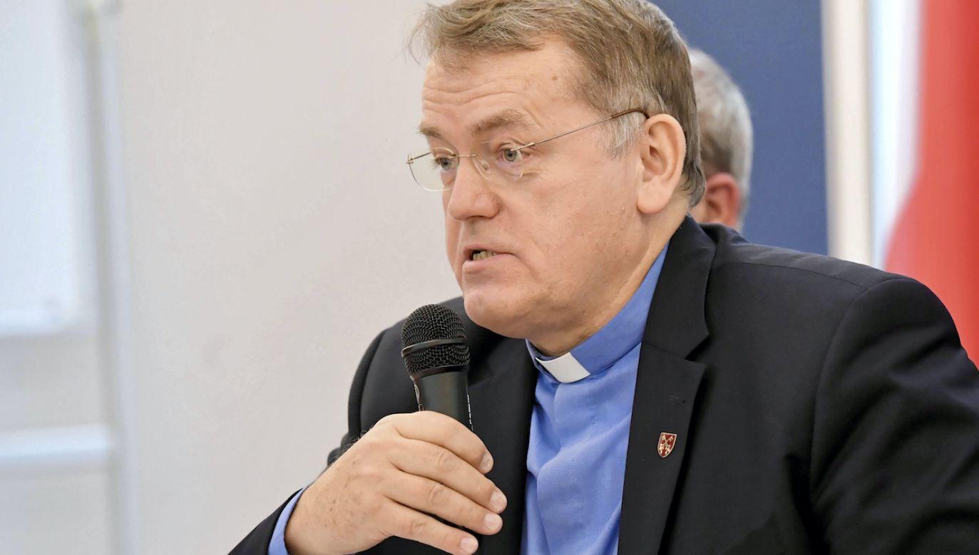 Niemiecki sąd nawet nie wysłuchał teologa (fot. arch.PAP/Jacek Bednarczyk)