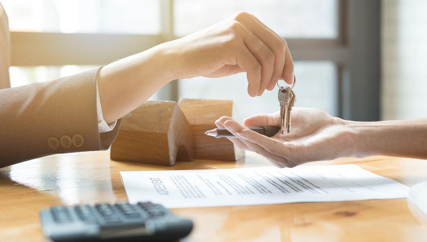 Urząd podał, że największy wzrost cen lokali mieszkalnych w pierwszym kwartale 2020 r. w stosunku do czwartego kwartału 2019 r. odnotowano w województwie lubuskim (fot. Shutterstock/Natee Meepian)