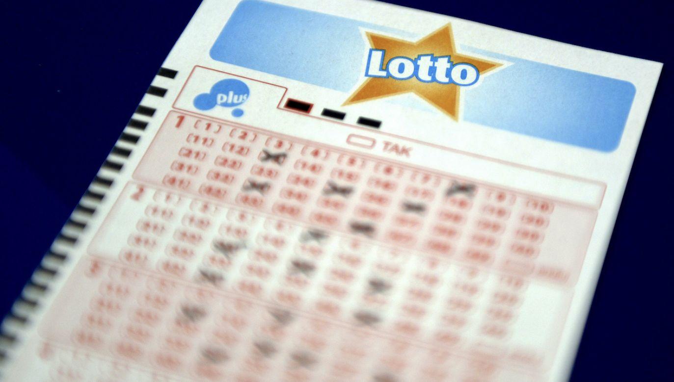 Wyniki Lotto - 17.09.2021 r. (fot. arch.PAP)
