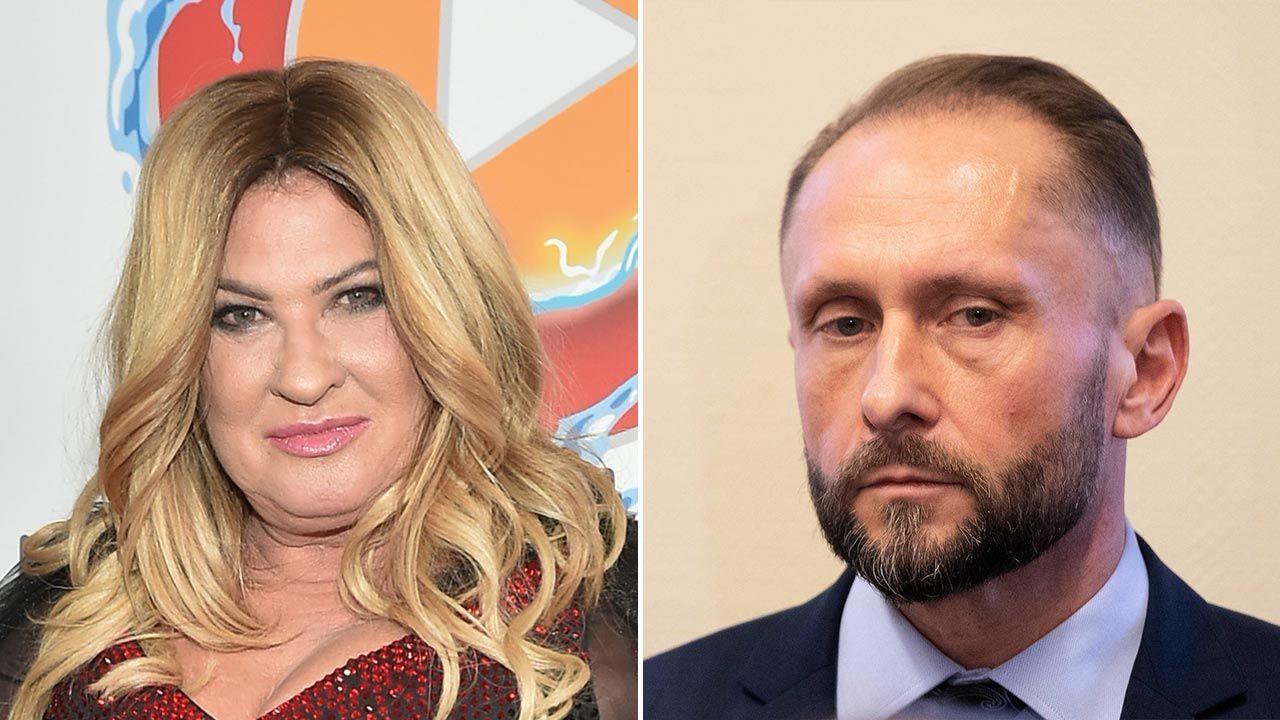 """""""Już niczego nie muszę a wszystko mogę"""" (fot. Forum/Lukasz Dejnarowicz; PAP/Hanna Bardo)"""