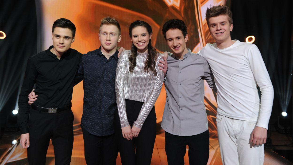 Ostatecznie do finału przeszło 5 młodych wirtuozów, którzy już niedługo zmierzą się ze sobą w rywalizacji o wyjazd na finał Eurowizji Młodych Muzyków w Edynburgu (fot. N. Młudzik/TVP)