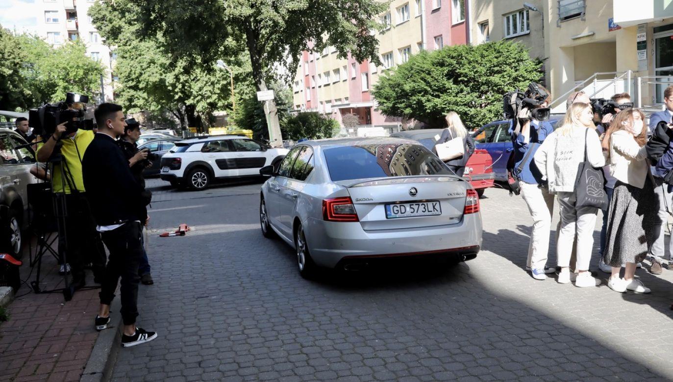 To czwarta osoba zatrzymana w sprawie Sławomira Nowaka (fot. arch.PAP/Wojciech Olkuśnik)
