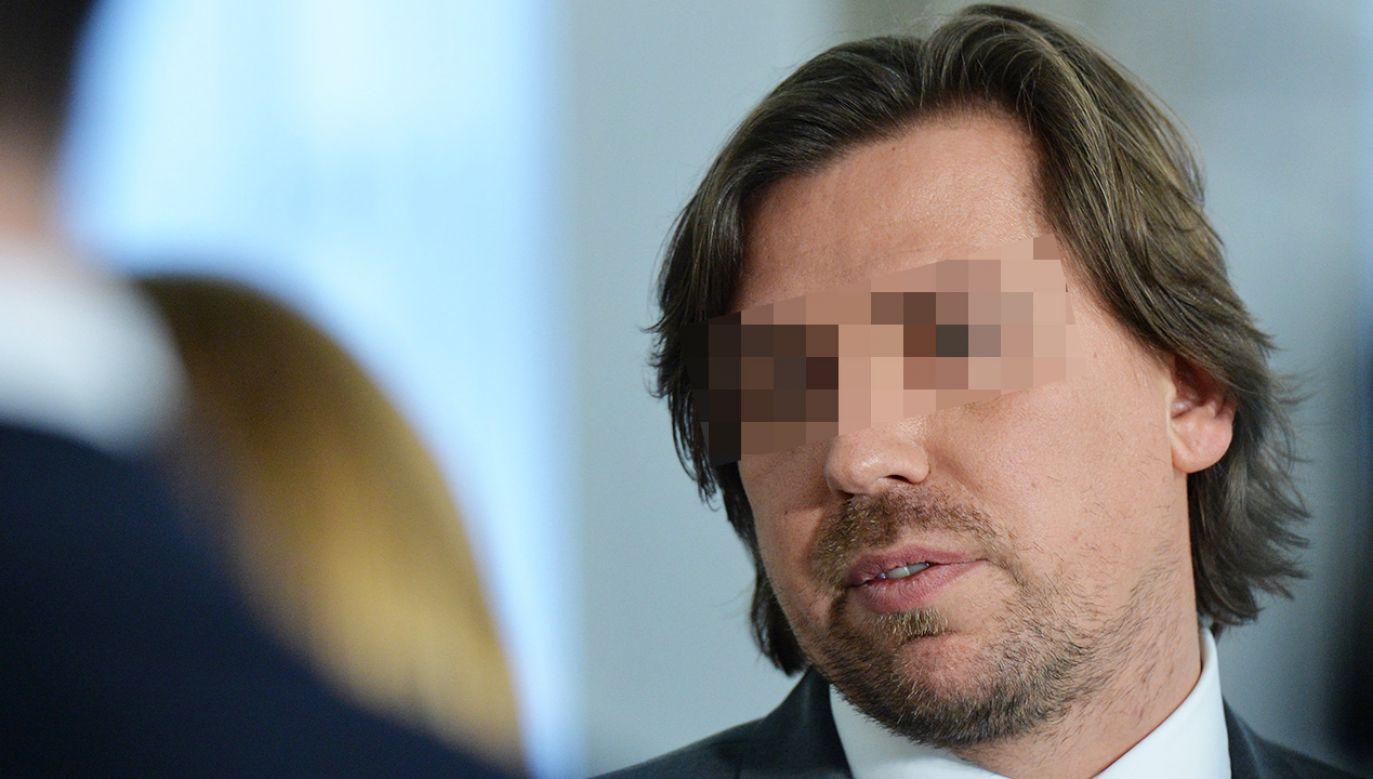 Tomasz K. został zatrzymany na polecenie Prokuratury Regionalnej w Białymstoku (fot. arch. PAP/Radek Pietruszka)