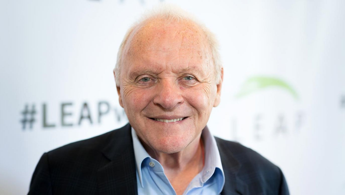 Anthony Hopkins w grudniu skończy 84 lata (fot. Greg Doherty/Getty Images)