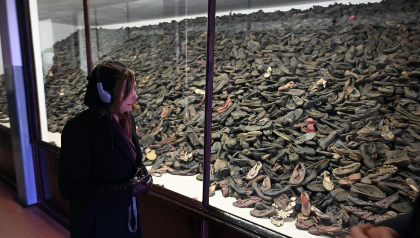 Photo: Twitter/@AuschwitzMuseum