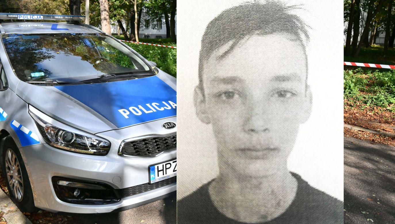 Poszukiwania nastolatka (fot. Policja lubelska, PAP)