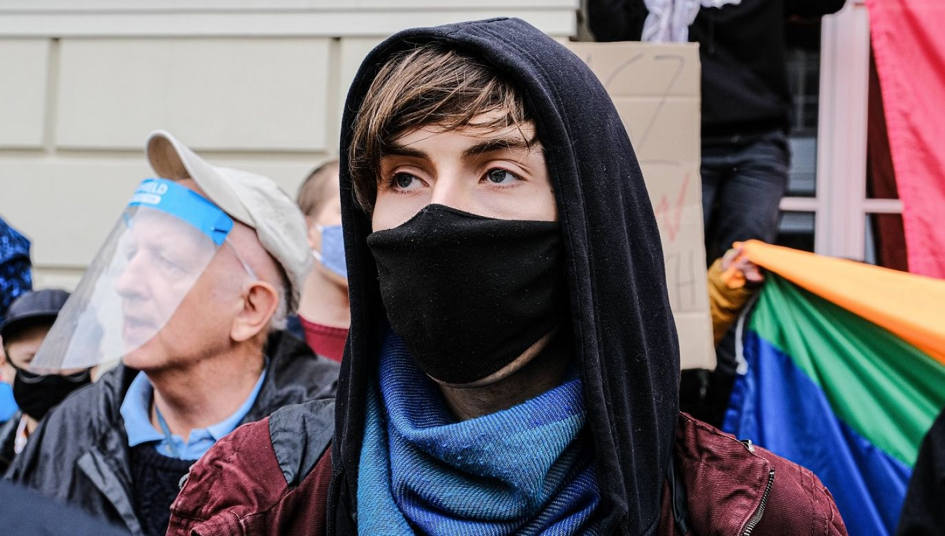 """Większość członków jury wyraziła zastrzeżenia wobec nominacji """"Rozmowy z Margot"""" (fot. PAP/Mateusz Marek)"""