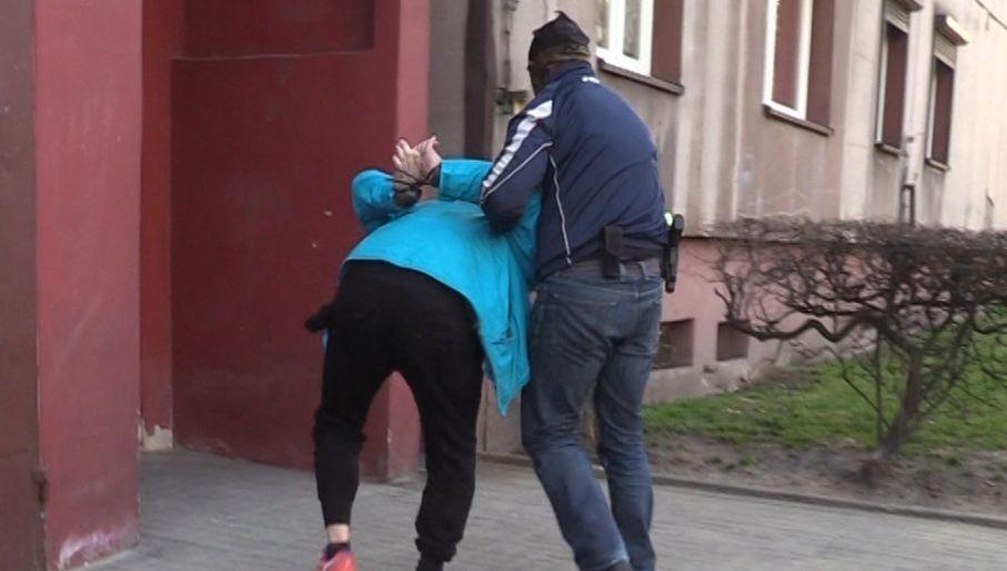 Policjanci kilka miesięcy rozpracowywali grupę (fot. CBŚP)