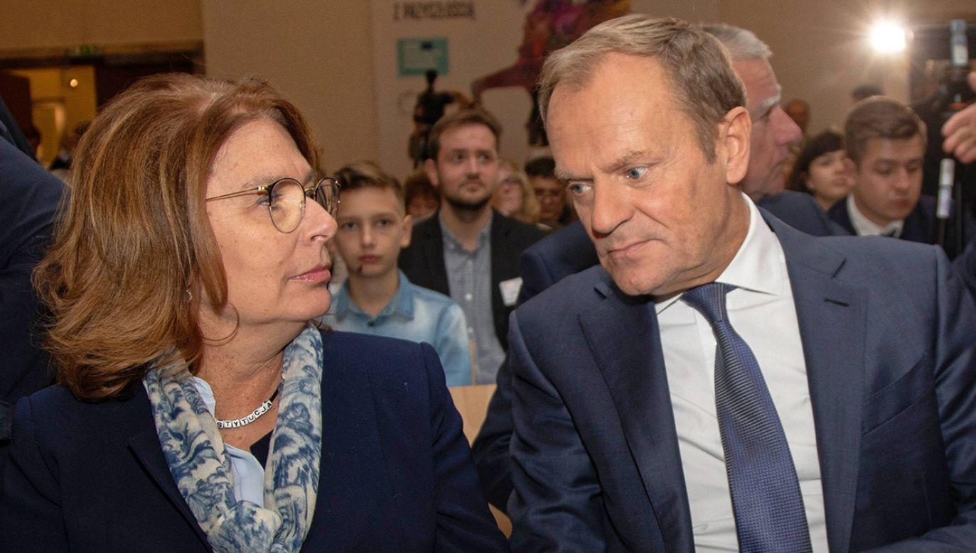 Przewodniczący PO zapewnia, że były premier pomoże w kampanii wyborczej do wyborów prezydenta (fot. arch. PAP/Jan Graczyński)