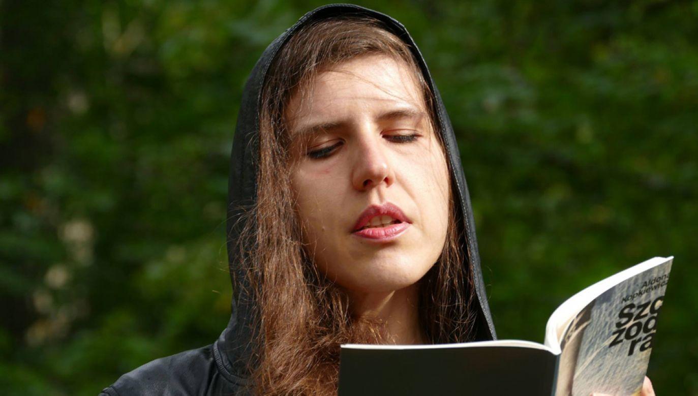 """Aldona Kopkiewicz została laureatką Nagrody Fundacji im. Kościelskich za swój tom poezji """"Szczodra""""(fot. Aldona Kopkiewicz / Facebook)"""